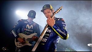 Présentation des Yamaha MotoGP 2018