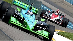 2008 Camping World IndyCar Grand Prix en Glen