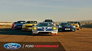 Ford Performance time trials