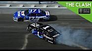 Vistas y sonidos de la calificación Daytona 500 Clash