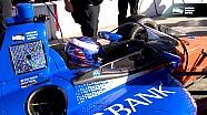 Les premiers essais du pare-brise IndyCar en vidéo