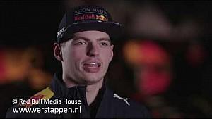 مقابلة مع ماكس فيرشتابن قبيل انطلاق موسم 2018 للفورمولا واحد