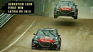 Sebastien Loeb's first win | Latvia RX 2016