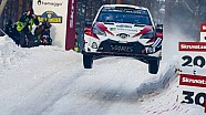 Rally Sweden - Day 2 Highlights - 2018
