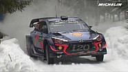 Rallye de Suède 2018 - Première étape - Michelin