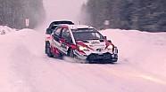 Rallye de Suède 2018 - Jour 4 - Toyota