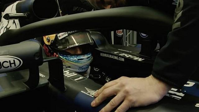 فورمولا 1 تجارب سيارة ريد بُل