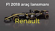 F1 2018 - Renault R.S.18 lansmanı