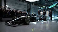 Experts over de nieuwe Mercedes W09
