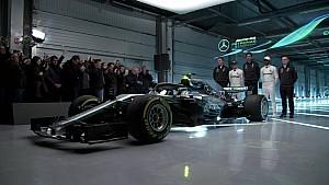 Experts over de nieuwe Mercedes W09