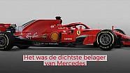 Presentaties F1 2018: Ferrari