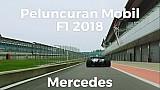 Peluncuran Mercedes AMG F1 W09
