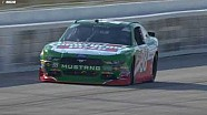 Credit one bank one to go: Harvick dominates, bell notches top-three finish