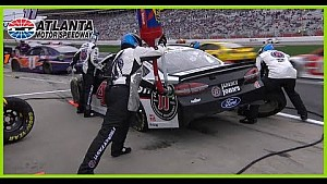 No. 4 team setting new standard in pit stops
