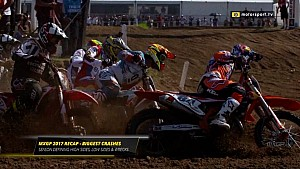 MXGP 2017 Recap - Biggest Crashes
