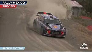 Rally Mexico preview - Hyundai Motorsport 2018