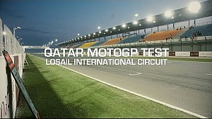 MotoGP-Test Katar: Highlights