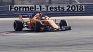 F1-Tests 2018: 5. Tag
