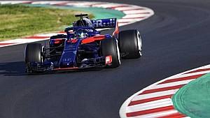 F1-Tests 2018: 6. Tag