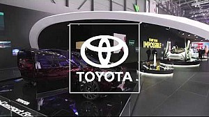 Toyota at Geneva Motor show 2018 | future mobility