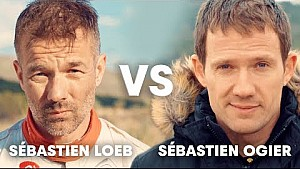 Loeb vs Ogier: A battle of legends at rally Mexico