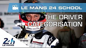24 Hours Le Mans - driver categorisation