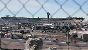 Garage cam replay: ISM raceway