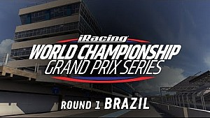 Championnat du monde iRacing - Manche 1 - Interlagos