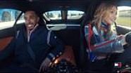 Hamilton, Gigi Hadid'in yolcusu oluyor