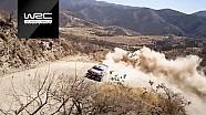 Le Rallye du Mexique 2018 vu du ciel