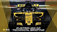 Australian GP: technical briefing