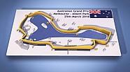 Circuitgids F1 2018: Melbourne