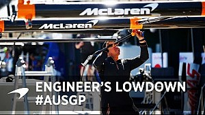 Australian GP | Engineer's lowdown with Tom Stallard