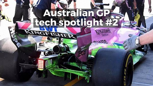 Formula 1 Video: Australian GP tech spotlight – direct from the pitlane