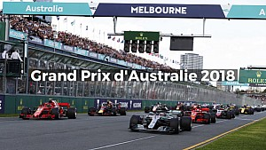 Le GP d'Australie en une minute