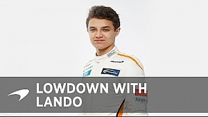Lowdown with Lando Norris