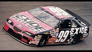 Jeff Burton gathers his first Monster Energy Series win at Texas: 1997