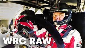 Sebastien Loeb vuelve a luchar en el Rally de Francia