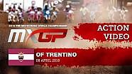 Thomas Covington vs. Jorge Prado - MXGP de Trentino 2018
