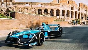 Vista previa de Roma - ABB Formula E llega a Italia