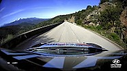 Tour de Corse best of: on-board with Dani