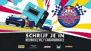 De Red Bull Caravanrace tijdens de Jumbo Racedagen op Zandvoort!