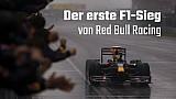 Der 1. Sieg von Red Bull