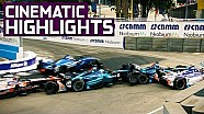 Cinematic highlights | Rome E-Prix
