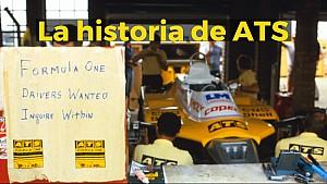 La historia del equipo ATS en F1