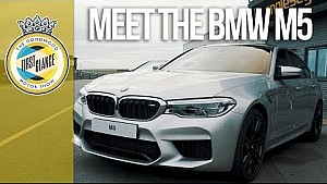 Goodwood's BMW M5 family reunion