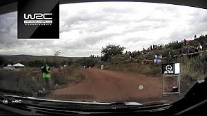 Rally Argentina 2018: shakedown onboard Latvala