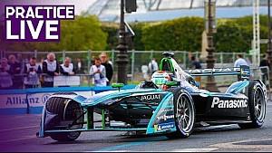 Practice 1: Paris E-Prix