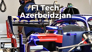 F1 Tech: Azerbeidzjan