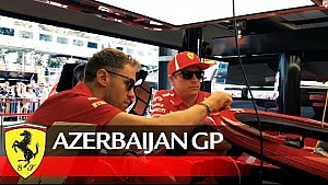 Azerbaijan Grand Prix - What's going on downtown